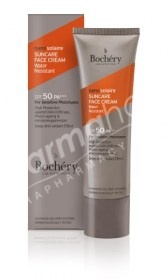 Bochéry Suncare Face Cream  SPF 50 PA+++  Water Resistant 50ml