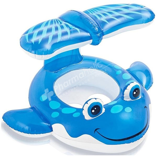 Personal Care Intex Whale Baby Float 1y
