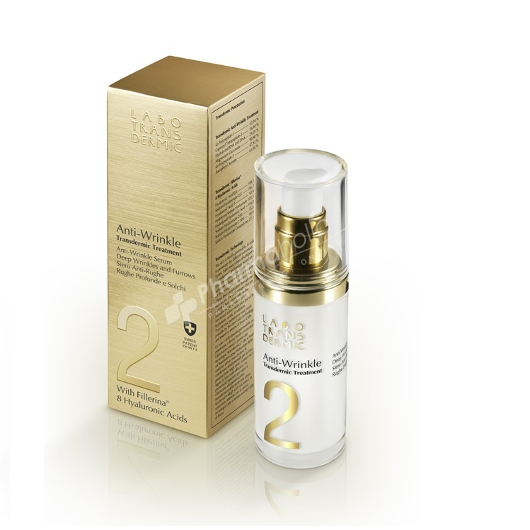 Labo Transdermic Anti-Wrinkle Serum-Deep Wrinkles and Furrows