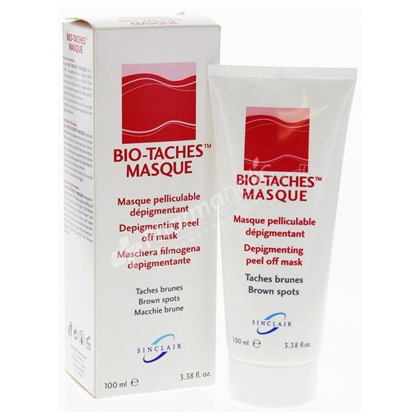 Beauty bio taches masque depigmenting peel off mask 100ml - Masque peel off maison ...