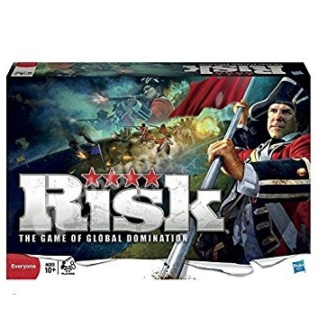 Risk: The Game of Strategic Conquest 10+