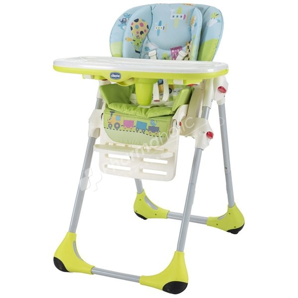 Superbe Chicco Polly 2 In 1 Seggiolone Highchair 6m+