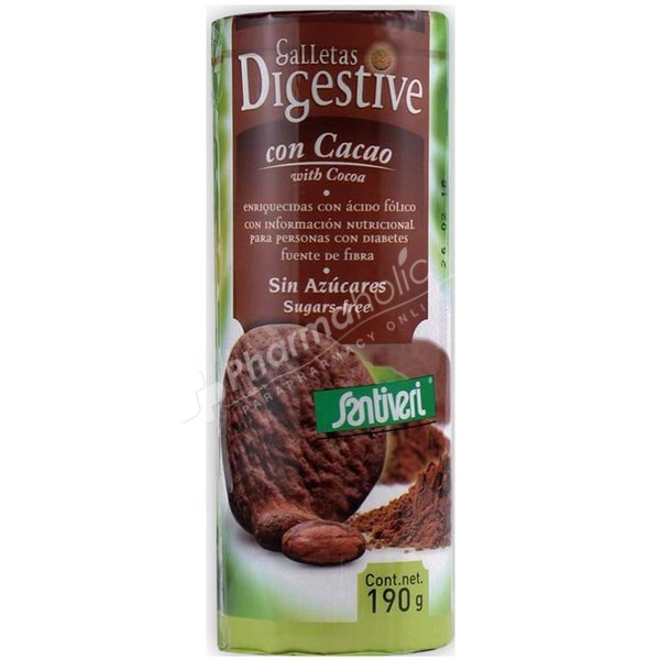 Nutritional Food & Drink : Santiveri Biscuits Digestive ...