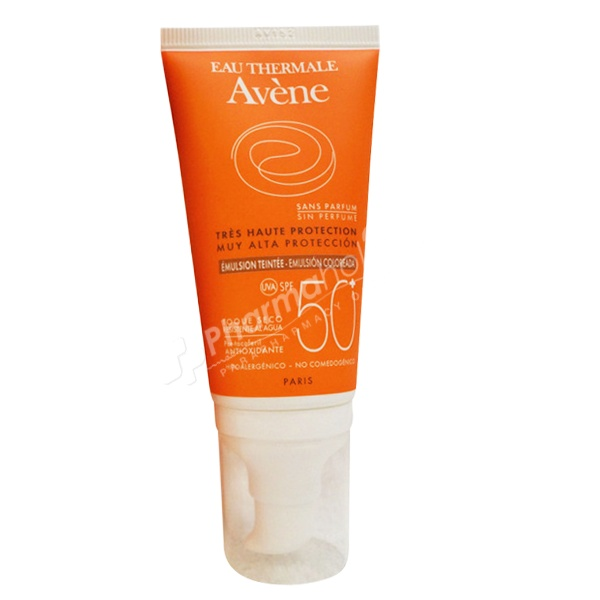 Avène Very High Protection Tinted Emulsion SPF50+