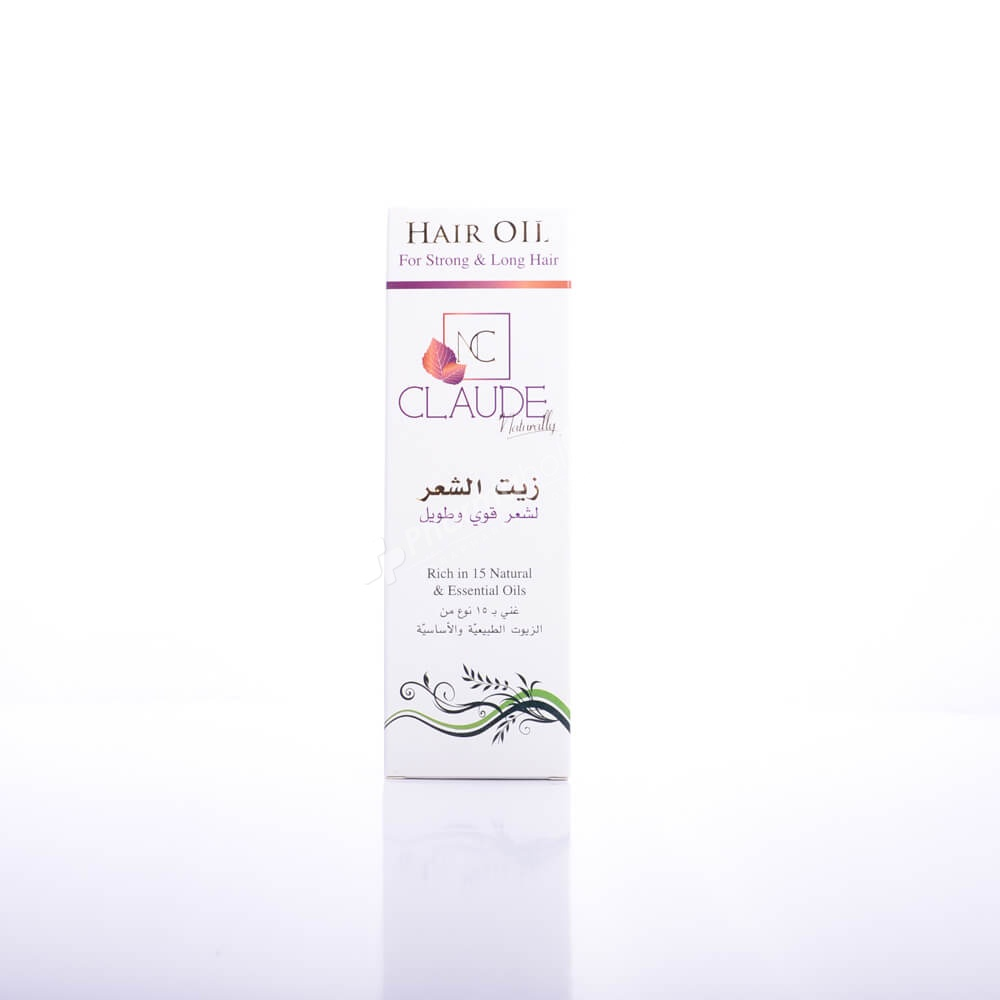 Claude Hair Oil