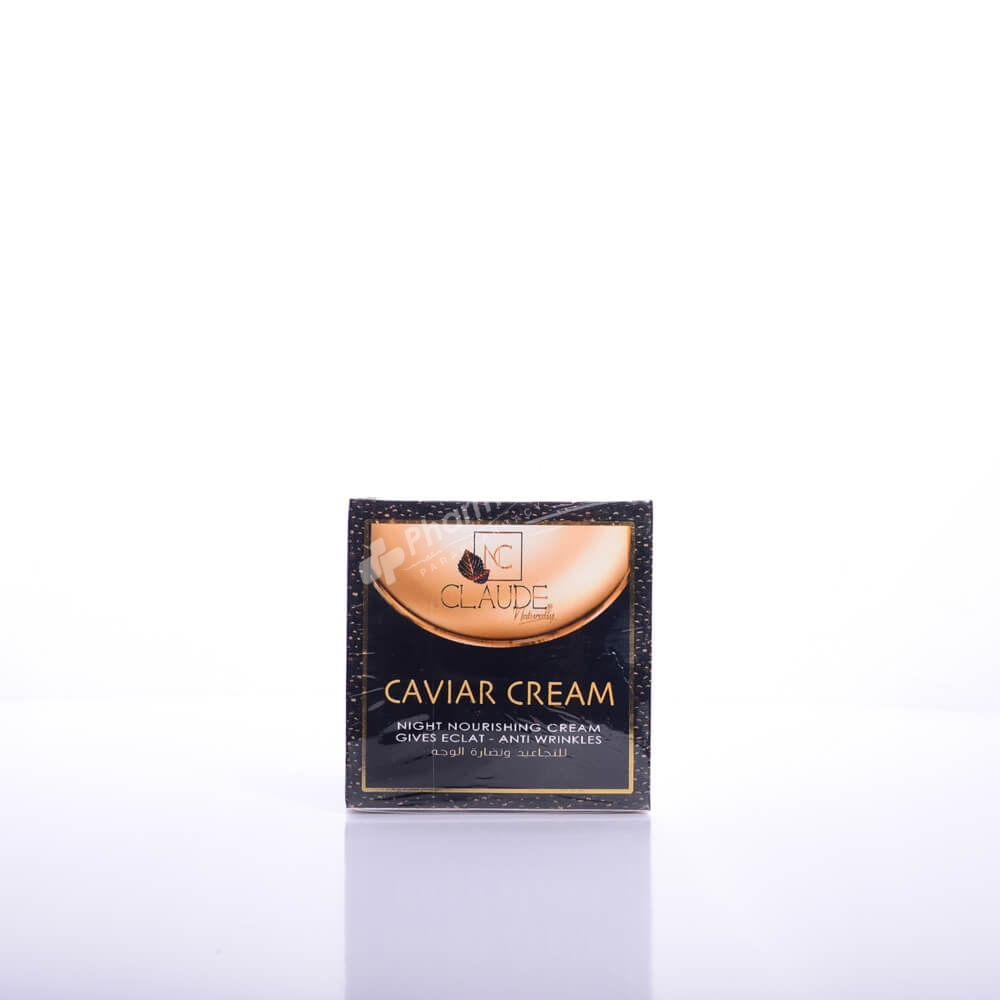 Claude Caviar Cream
