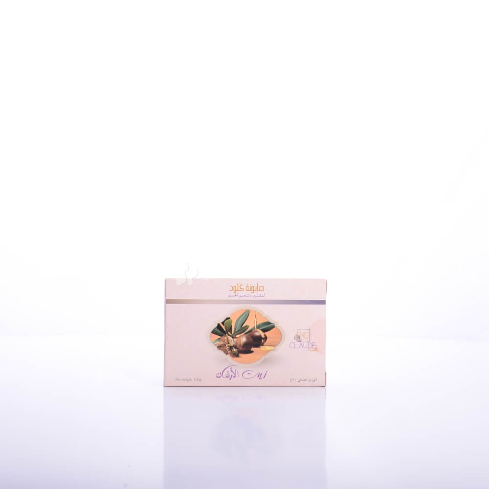 Claude Soap Body Scrub Soap