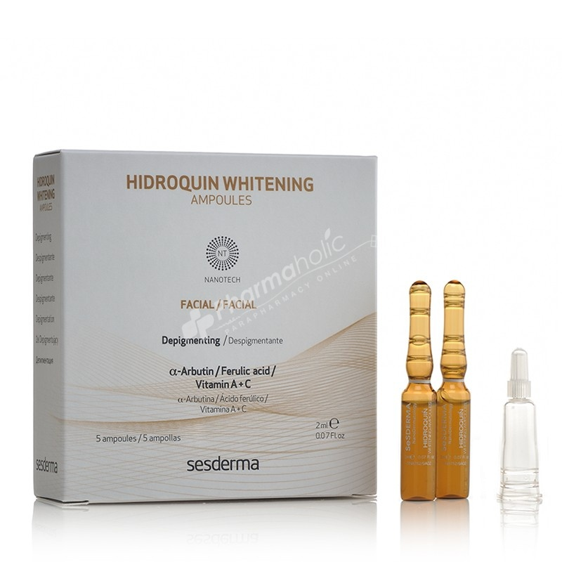 Sesderma Hidroquin Whitening Ampoules