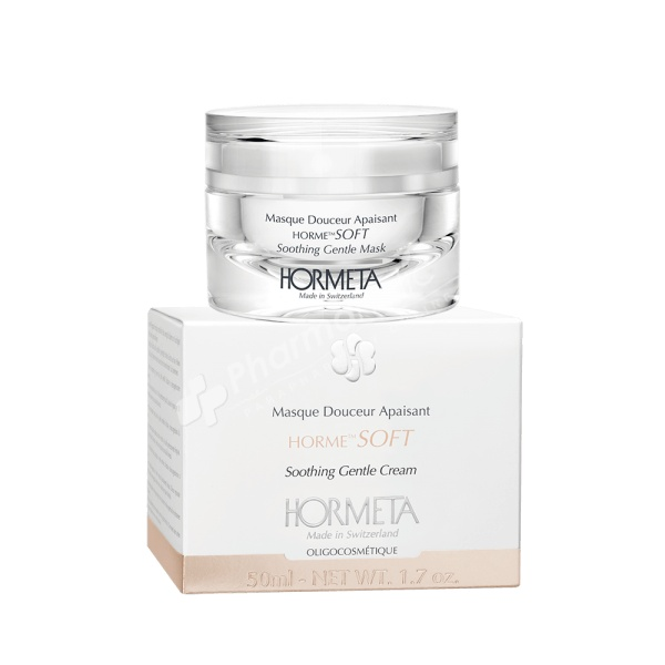 Hormeta HormeSoft Soothing Gentle Mask