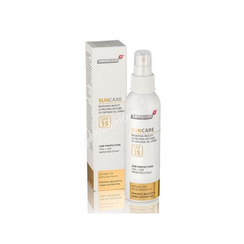 Swisscare SunCare Bronzing Beauty Oil Spray