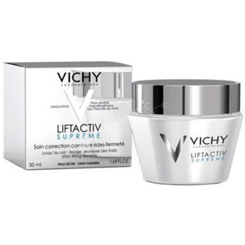 Vichy Liftactiv Supreme Day Cream for Dry Skin