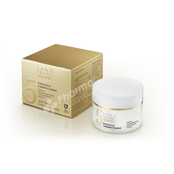 Labo Transdermic  Intensive Moisturizing Cream