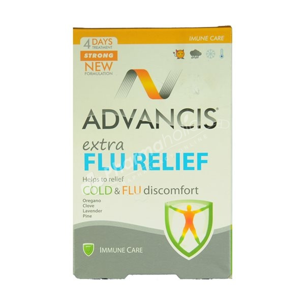 Advancis Extra Flu Relief