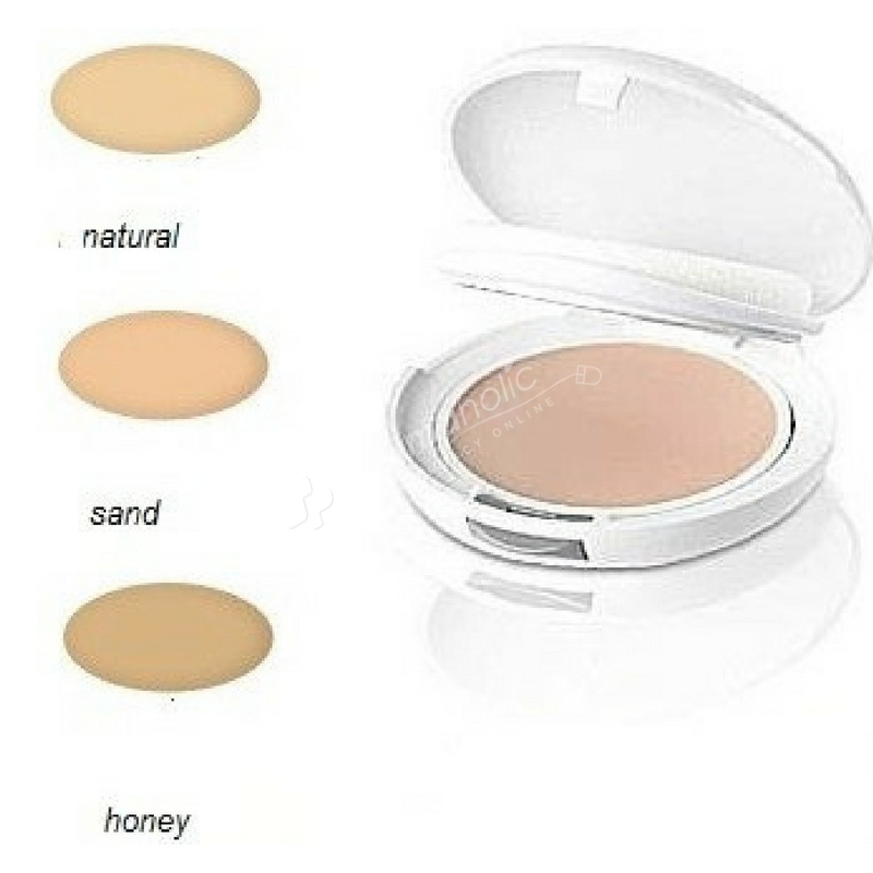 Avène Couvrance Compact Foundation Cream SPF30
