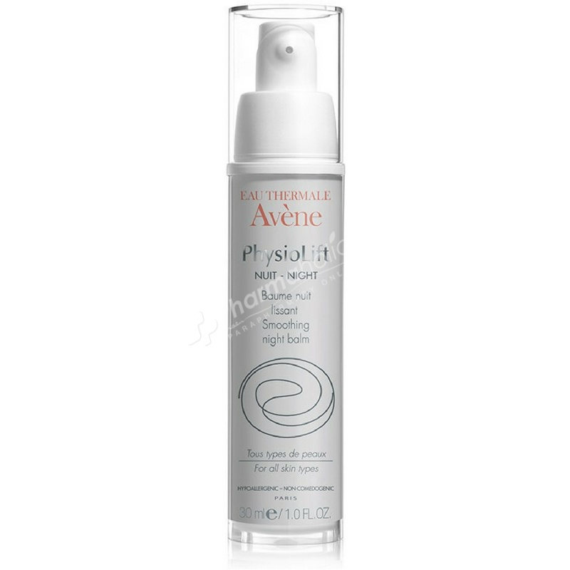 Avene Physiolift Smoothing Regenerating Night Balm
