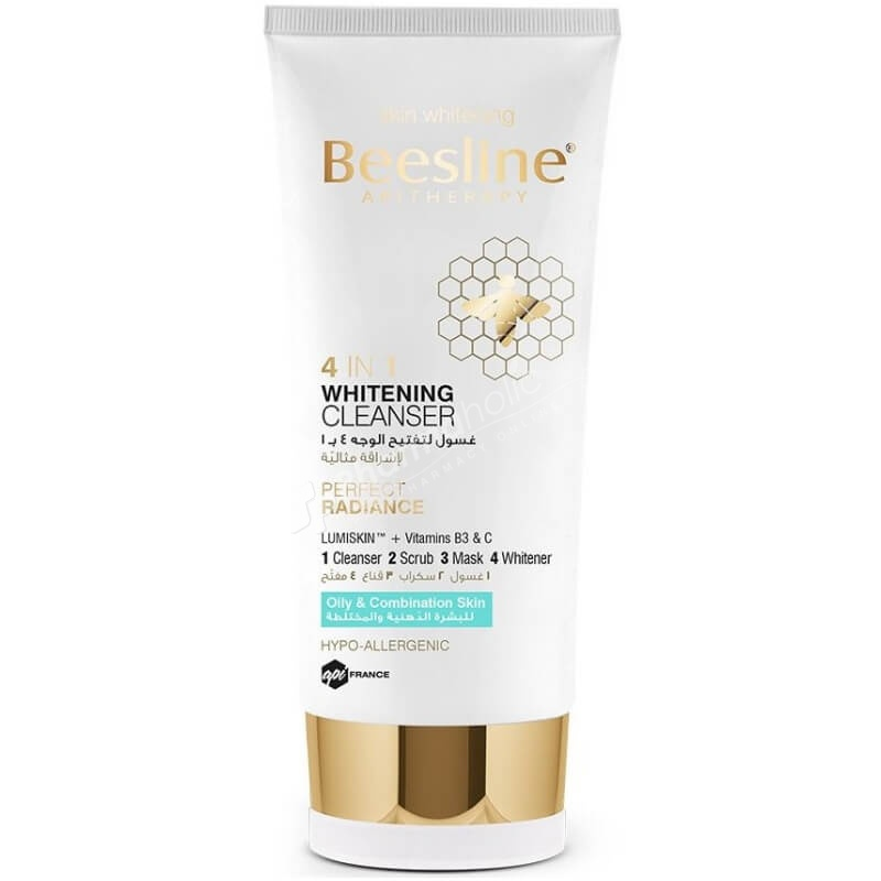Beesline 4 in 1 Whitening Cleanser