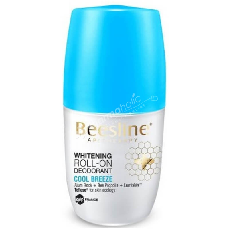 Beesline Whitening Roll-On Deodorant Cool Breeze
