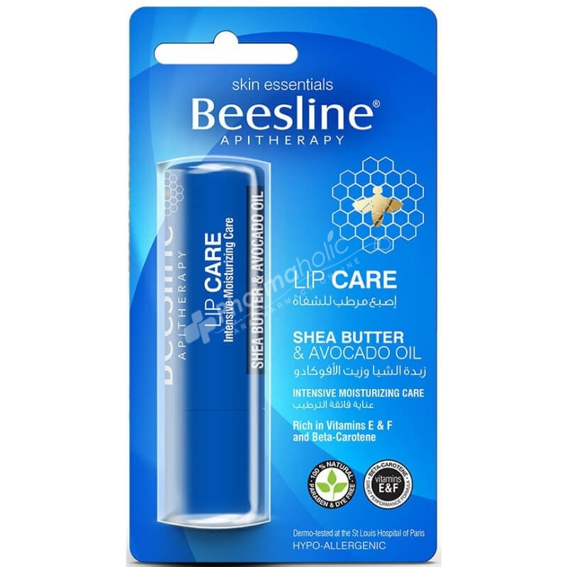 Beesline  Lip Care Shea Butter & Avocado Oil