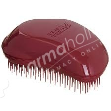 Tangle Teezer Detangling Hair Brush for Thick, Wavy and Afro Hair Maroon Mood