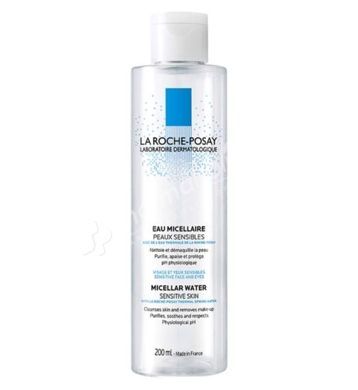 La Roche-Posay Physiological Micellar Solution for Sensitive Skin -200ml-