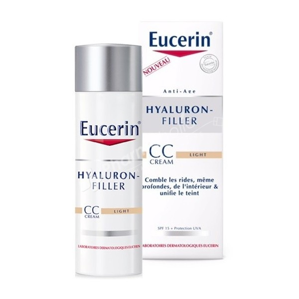 Eucerin Hyaluron Filler CC Cream Light