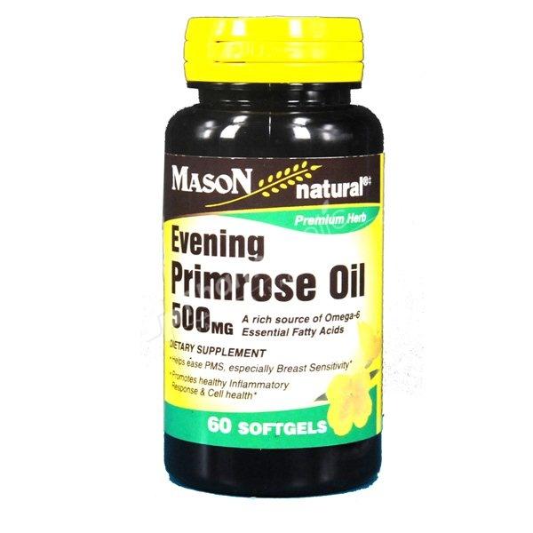 Fish oil omegas antioxidant mason natural evening for Fish oil 500mg