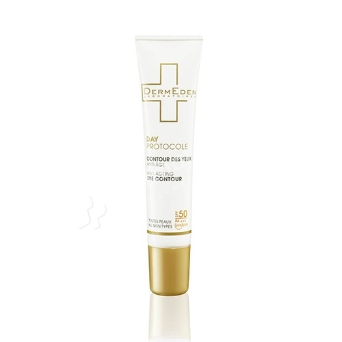 DermEden Day Protocole Anti-aging Eye Contour
