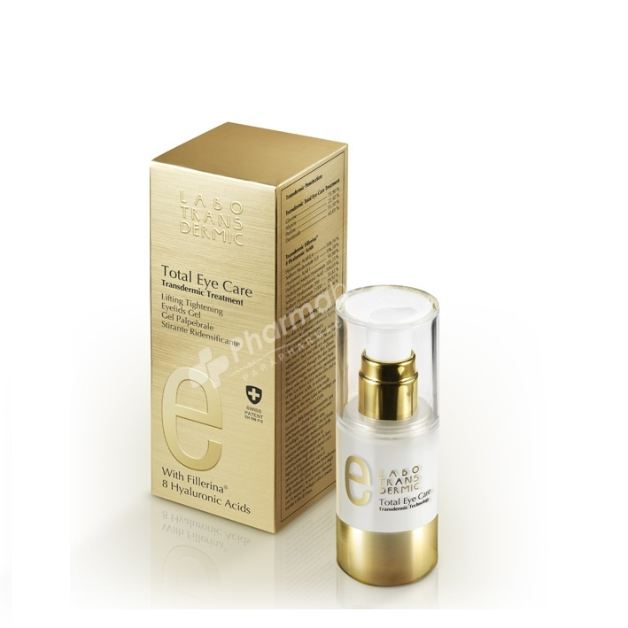 Labo Transdermic Lifting Tightening Eyelids Gel