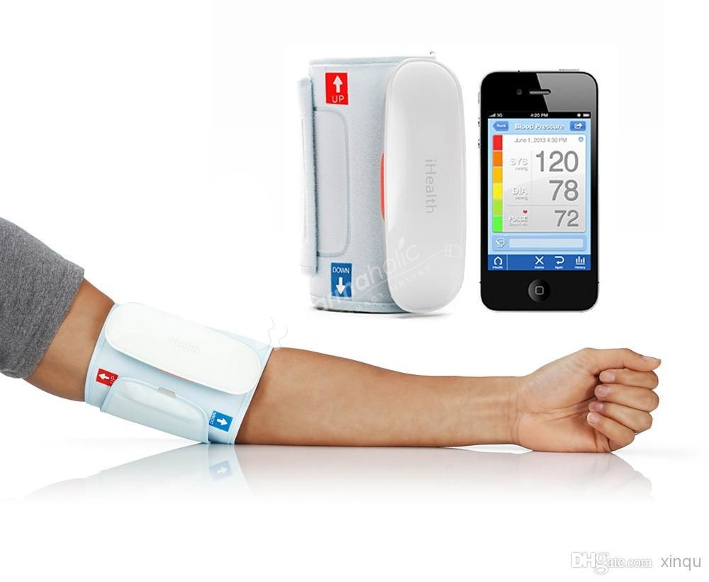 iHealth Wireless Feel Wireless Blood Pressure Monitor