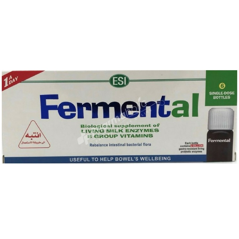ESI Fermental Living Milk Enzymes & B Group Vitamins