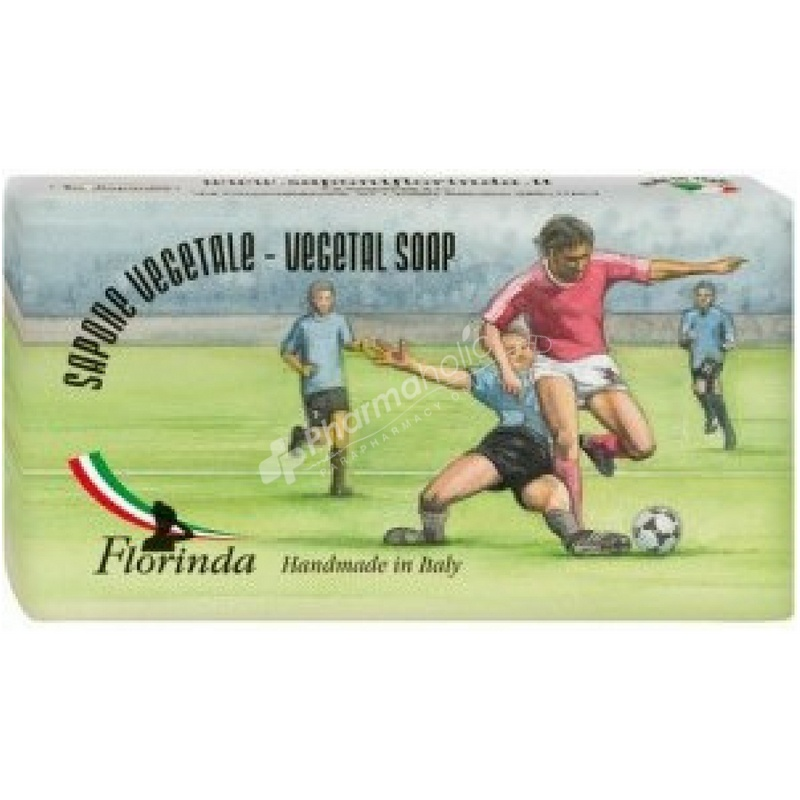 Florinda Vegetal Soap Football
