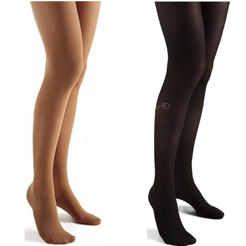 fdd89027c6a HEALTH   Futuro Energizing Ultra Sheer Pantyhose for Women French Cut Mild  Compression