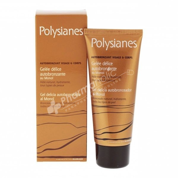 Polysiane Self-Tanning Jelly
