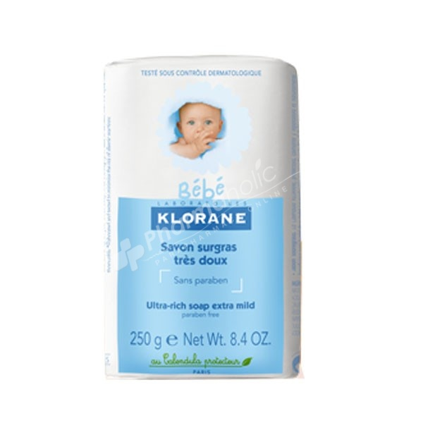 klorane Baby Ultra-rich soap