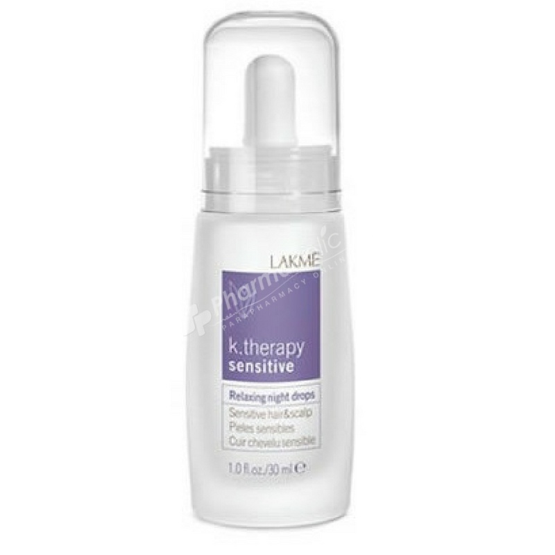 Lakme K.Therapy Sensitive Relaxing Night Drops