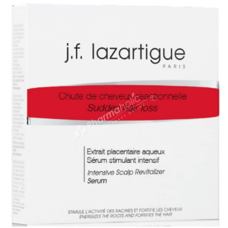Lazartigue Intensive Scalp Revitalizer Serum