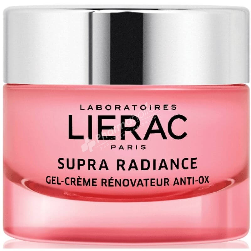 Lierac Supra Radiance Anti-Ox Renewing Cream-Gel