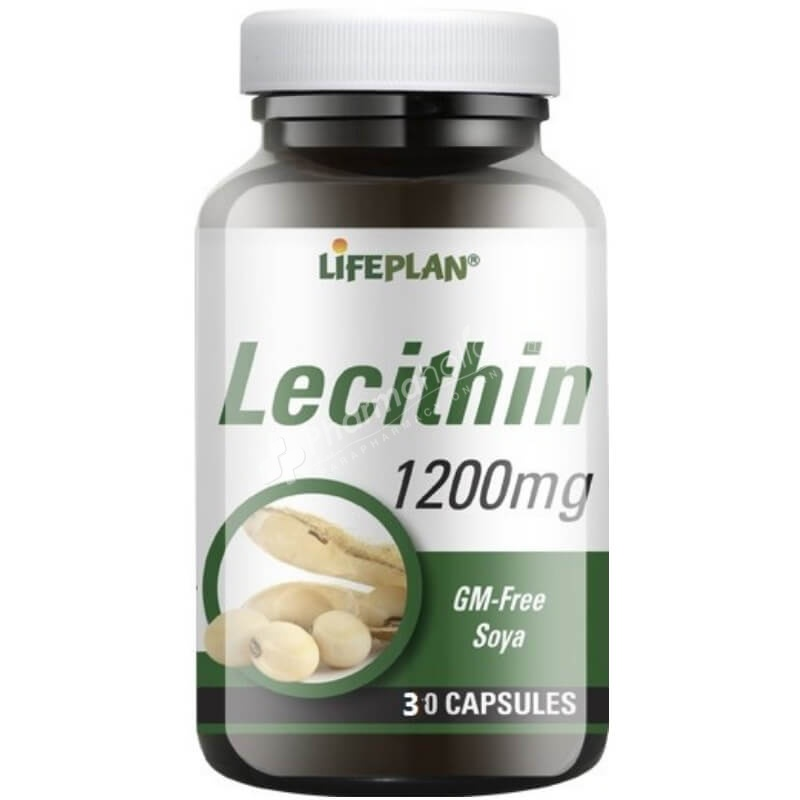Lifeplan Lecithin