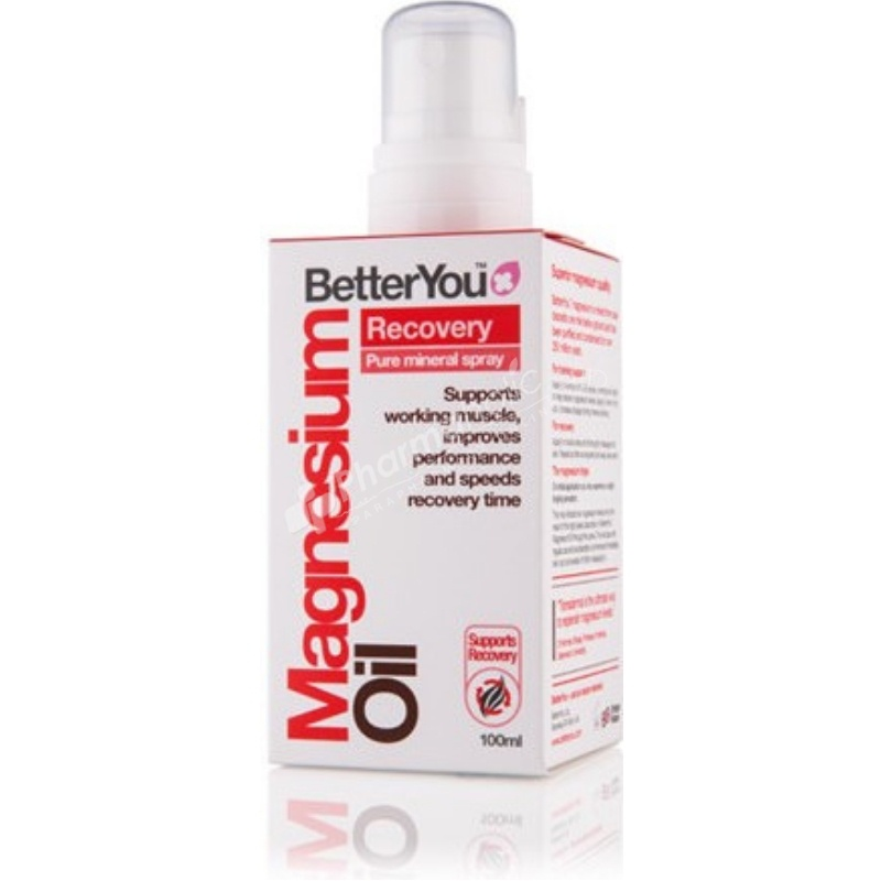 BetterYou Magnesium Oil Recovery Spray