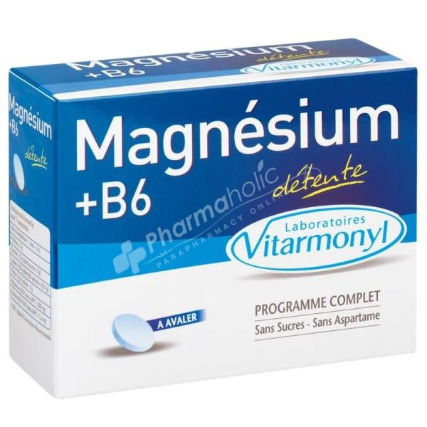vitarmonyl magnesium b6 relaxation. Black Bedroom Furniture Sets. Home Design Ideas