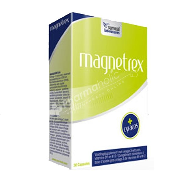 Surveal Magnetrex -30 Tablets-