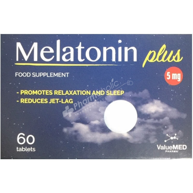 ValueMed Pharma Melatonin Plus 5mg
