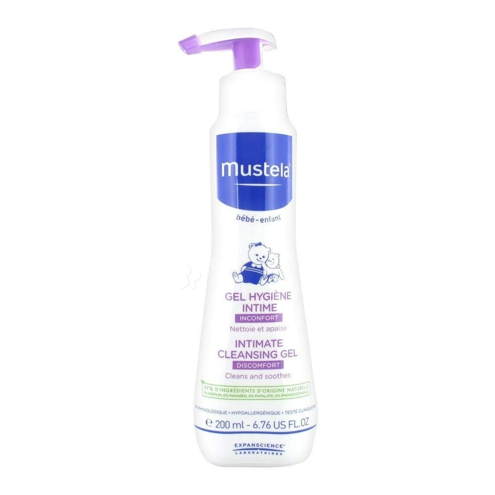 Mustela Intimate Cleansing Gel 200ml