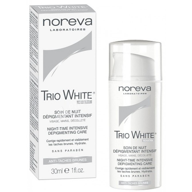 Noreva Trio White Intensive Depigmenting Night-Care