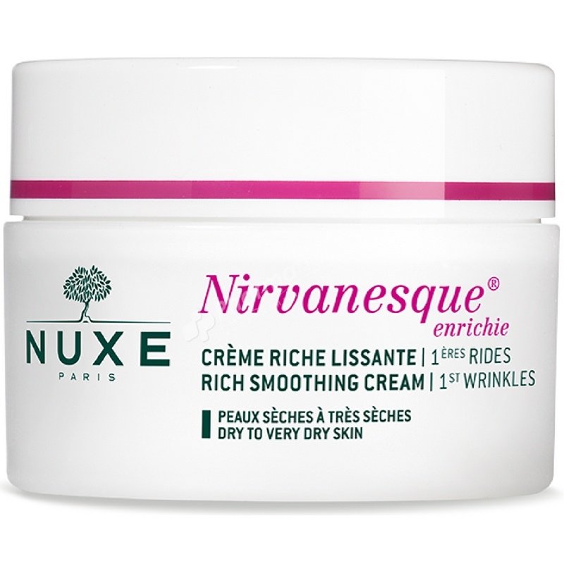 Nuxe Nirvanesque 1st Wrinkles Rich Smoothing Cream