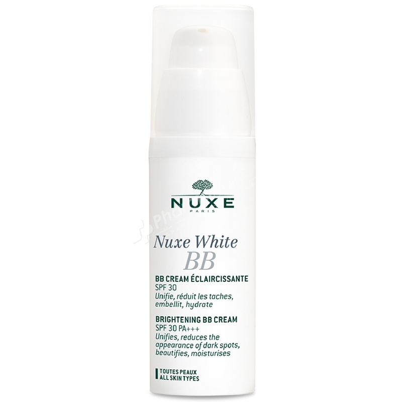 Nuxe White Brightening BB Cream SPF30 PA+++