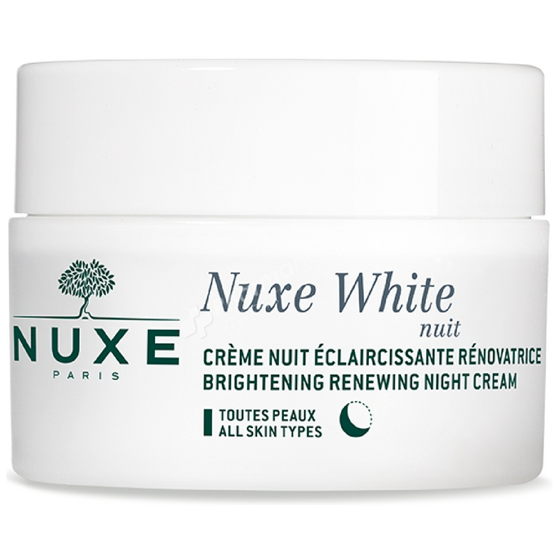 Nuxe White Brightening Renewing Night Cream 50ml