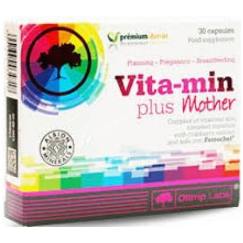 Olimp Labs Vita-min Plus Mother