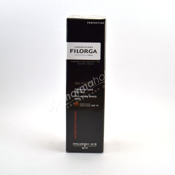 Filorga BB-Perfect SPF15 Anti-ageing Beauty Balm-Radiant Amber