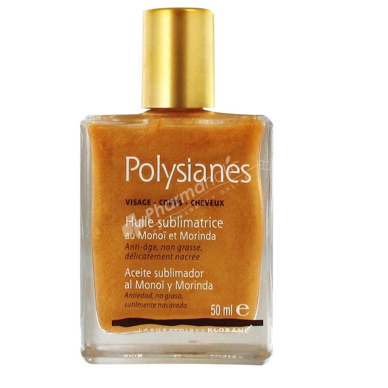 Polysiane Face, Body and Hair Sublime Oil